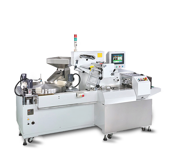 Collar Type with auger Filler Packing Machine