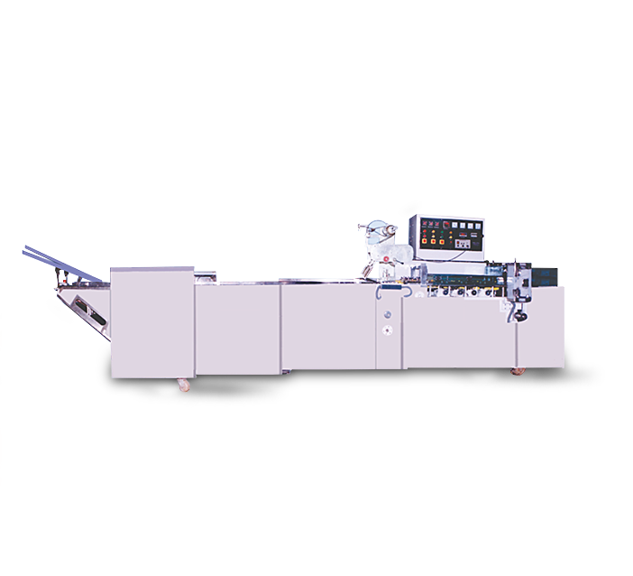 Horizontal Flow Wrape Pillopack High Speed Packaging Machine